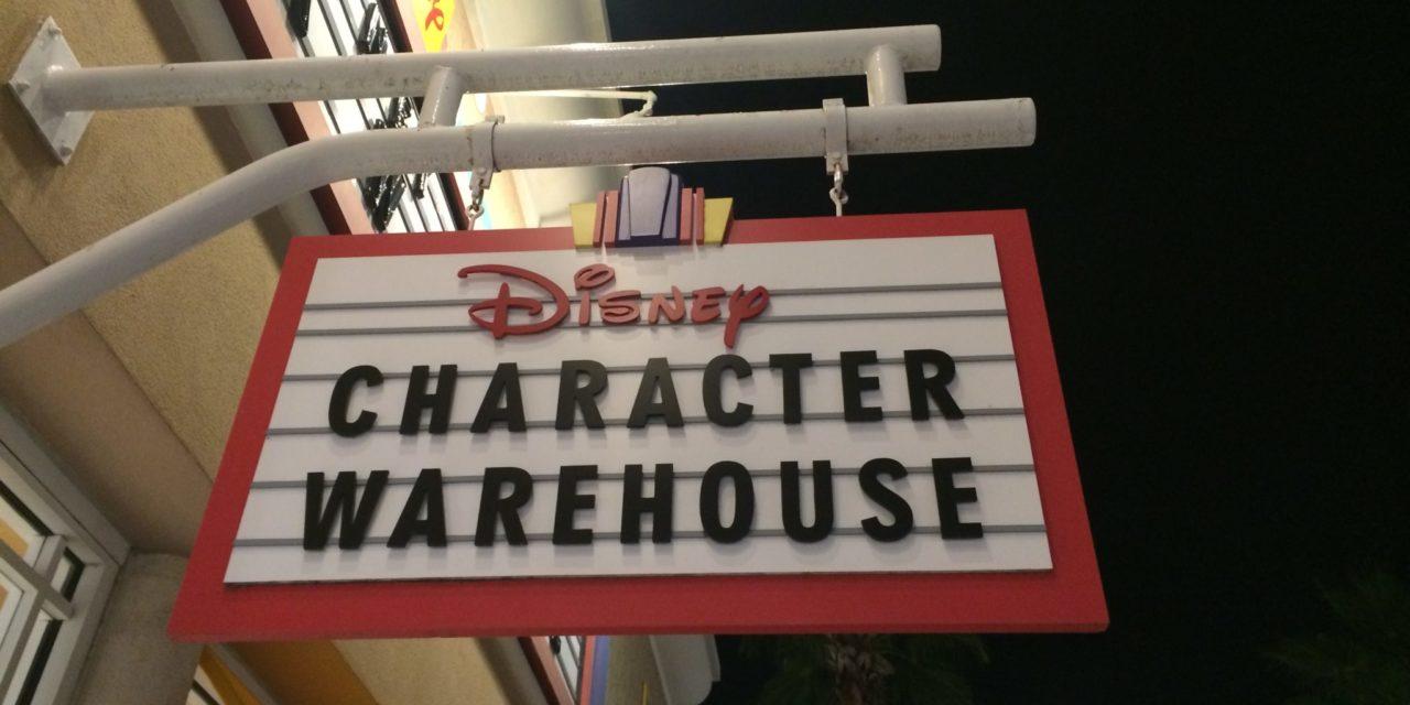Disney World Merchandise Outlet