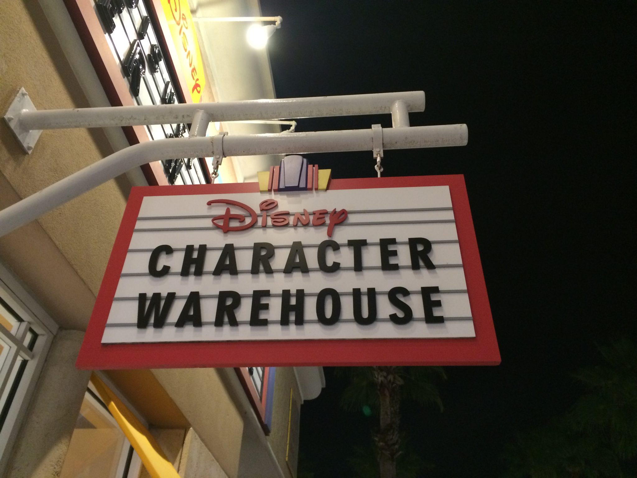 Disney World Merchandise Outlet